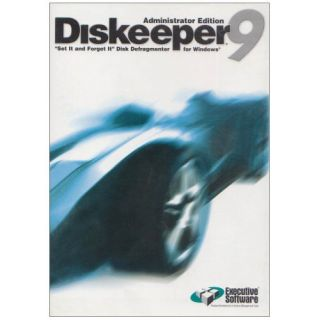 Product image of Diskkeeper 9 Administrator Edition (Retail)