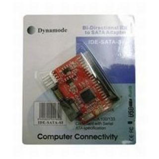 Product image of Dynamode Bi-Directional IDE to SATA Converter