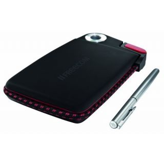 Product image of Freecom ToughDrive Sport 320GB Portable Hard Drive USB (Black/Red)