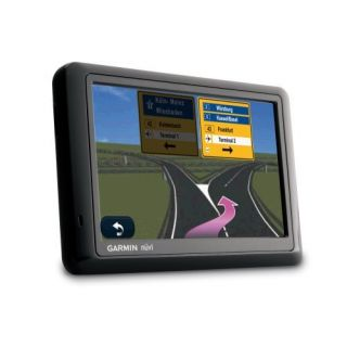 Product image of Garmin Nüvi 1490T In-Car Satelite Navigation System