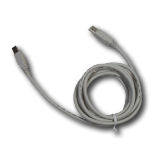 Product image of Belkin USB A/Male-B/Male Cable 1.8m For Printer or Scanner Use