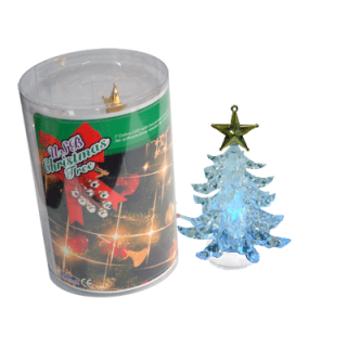 Product image of USB Multi-Colour Flashing Christmas Tree for the Festive Season!