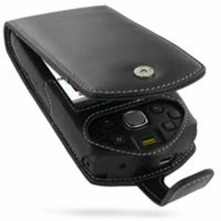 Product image of UNKNOWN SIRIUA100 Leather case for HTC P6500 - Flip Type (Black)