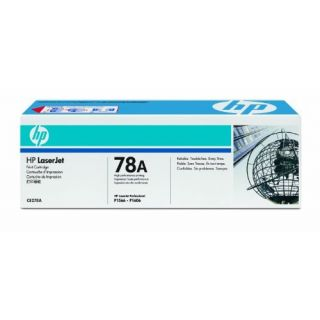 Product image of HP Smart 78A (Yield 2,100 Pages) Black Print Cartridge for LaserJet Pro P1560, P1606