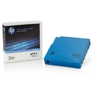 Product image of HP LTO5 Ultrium Data Tape Cartridge RW 190-240MB/s 1.5-3TB*