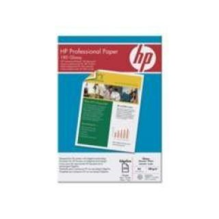Product image of HP Professional (A4) Edgeline Satin Paper (250 Sheets) 180gsm (White)