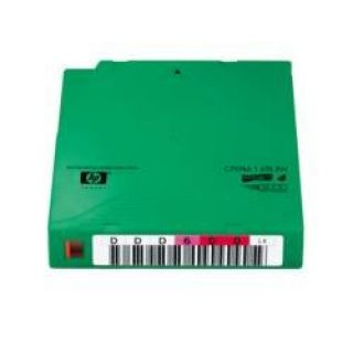 Product image of HP LTO-4 Ultrium 1.6TB Read/Write Data Cartridge Non Custom Labeled Data Cartridge (Pack of 20)