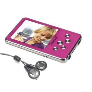 Product image of Intenso Video Driver 4GB MP3 Video Player (Pink)