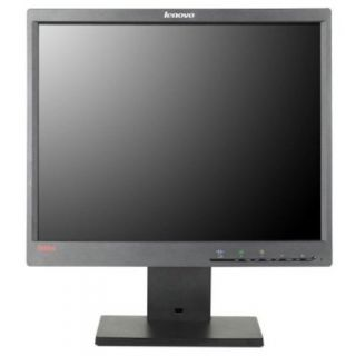 Product image of Lenovo ThinkVision L1711p (17 inch) LCD Monitor  800:1 250cd/m2 1280x1024 5ms VGA/DVI (Business Black)