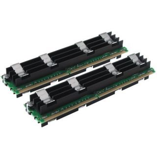 Product image of Crucial 8GB (2 x 4GB) Memory Kit PC2-5300 667MHz DDR2 Fully Buffered ECC CL5 240-pin DIMM for Apple Mac Pro