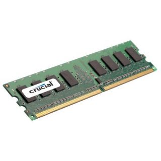 Product image of Crucial 1024MB PC2-6400 800MHz DDR2 240-pin DIMM CL6 Unbuffered Non ECC Memory Module