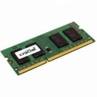Product image of [Ex-Demo] Crucial 2GB Memory Module PC3-10600 1333MHz DDR3 Unbuffered Non-ECC CL9 204-pin SO-DIMM (Opened)