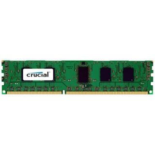 Product image of Crucial 2GB Memory Module PC3-10600 1333MHz DDR3 Registered ECC CL9 240-pin DIMM