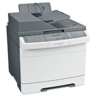 Product image of Lexmark X544n Colour (A4) Multifunction Laser Printer Networked (Print/Copy/Scan/Fax) 1200x1200dpi 23ppm (Mono) 23ppm (Colour) 250 Sheets RADF