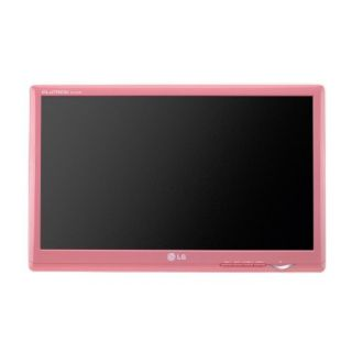 Product image of LG W2230S Color Pop 22 inch LCD Monitor 250cdm/2 1366 x 768 5ms (Pink)