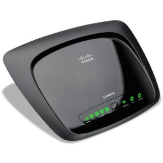 Product image of Linksys by Cisco WAG120N Wireless N Home ADSL2+ Modem Router