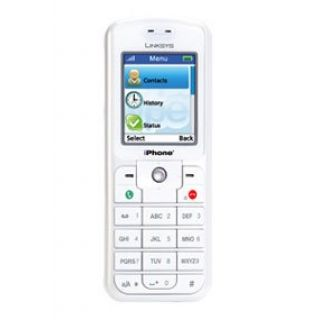 Product image of Linksys WIP320 Wireless-G Skype Phone (EU)