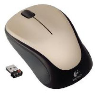 Product image of Logitech M235 Wireless Mouse (Champagne)