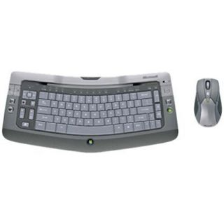Product image of Microsoft Desktop 8000 Wireless Entertainment Keyboard and Mouse