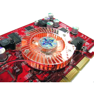 Product image of MSI FX5700 128MB DVI Graphics Card