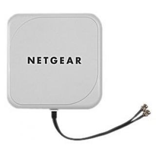 Product image of Netgear ANT224D10 ProSafe 10 DBI 2x2 Indoor Outdoor Directional Antenna