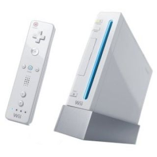 Product image of [Ex-Demo] [Ex-Demo] Nintendo Wii Console (Includes Wii Sports and Splinter Cell -Double Agent) (Opened|As New) (Opened)
