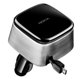 Product image of Nokia DC-10 Retractable Car Charger (Blister Packed)