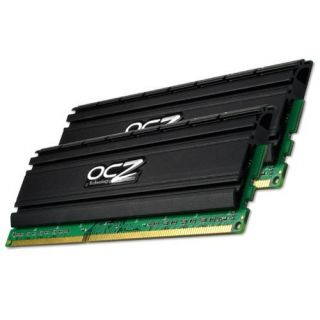 Product image of OCZ 4096MB Memory Kits (2x2048MB) PC2-8500 1066Mhz DDR2 Unbuffered CL5 DIMM Blade Series