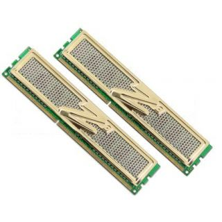 Product image of OCZ 3072MB Memory Kit (3x2048MB) PC3-15000 1866MHz DDR3 CL10 DIMM Gold XTC