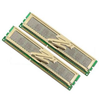 Product image of OCZ 4096MB Memory Kit (2x2048MB) PC3-12800 1600MHz DDR3 Unbuffered CL8 DIMM