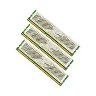 Product image of OCZ 6144MB Memory Kit (3x2048MB) PC3-17000 2133MHz DDR3 CL10 DIMM Gold Low Voltage Triple Channel