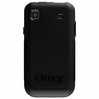 Product image of OtterBox Commuter Series Case (Black) for Samsung Galaxy S Smartphone