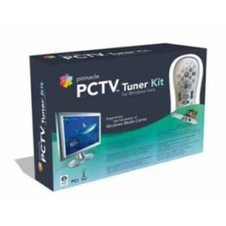 Product image of Pinnacle PCTV Tuner Kit for Windows Vista 110iV -TV radio tuner video input adapter PCI