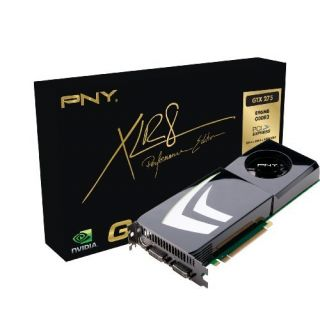 Product image of PNY NVIDIA GeForce GTX 275 Graphics Card 896MB PCI-Express Dual DVI-I (No TV-Out)