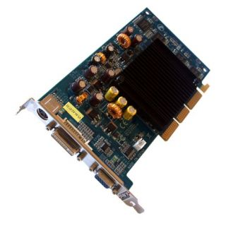 Product image of [Ex-Demo] PNY NVIDIA GeForce 6200 Graphics Card 256MB AGP VGA/DVI-I/TV (Opened)