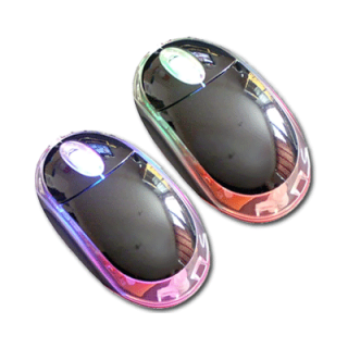 Product image of Havit Rainbow 800DPI Optical 3 Buttons USB/PS2 Wheel Mouse
