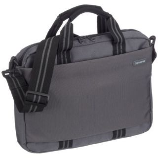 Product image of Samsonite Network 14.1 inch Laptop Bag Small (Steel Grey)