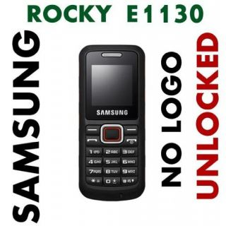Product image of SAMSUNG Mob/Sam E1130 Rocky Blk