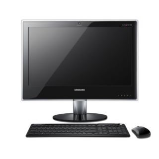 Product image of Samsung U250 All-In-One-PC Intel Core 2 Duo (T6600) 2.2Ghz 4GB RAM 500GB HDD 23 inch TFT Touchscreen DVD Super Multi DL LAN WLAN Windows 7 Home Premium (Black)