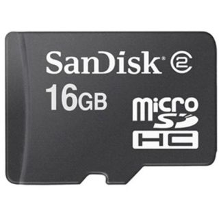 Product image of SanDisk Mobile (16GB) MicroSD Card (Class 4)
