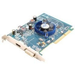 Product image of Sapphire Radeon HD 3450 512MB AGP DVI/HDMI Graphics Card - RoHS