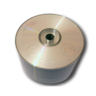Product image of SIX Ritek 52x CD-R 700MB 80min Media (Pack of 50)