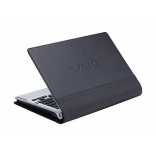 Product image of Sony Carrying Cover for Vaio Z Series Notebooks (Black)