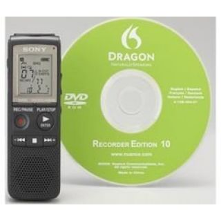 Product image of Sony ICD-PX820D Digital Voice Recorder