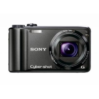 Product image of Sony Cyber-shot HX5V (10.2MP) Digital Camera 10x Optical Zoom 3.0 inch LCD (Black)