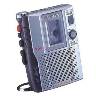 Product image of Sony TCM-200DV Voice-Operated Recording Compact Tape Recorder