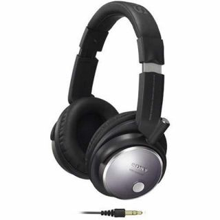 Product image of Sony MDR-NC5000D Digital Noise Cancelling Headphone (Black)