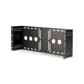 Product image of StarTech Universal VESA LCD Monitor Mounting Bracket for 19 inch Rack or Cabinet