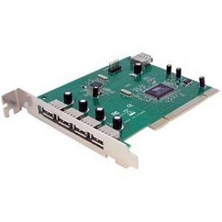 Product image of StarTech 7 Port PCI USB Card Adaptor