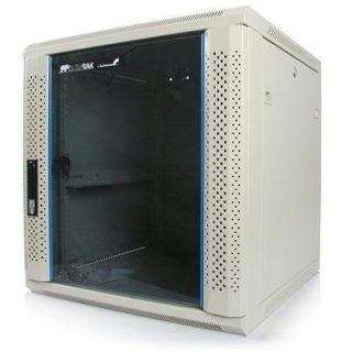 Product image of StarTech 12U 19 inch Wall Mounted Server Rack Cabinet (Beige)
